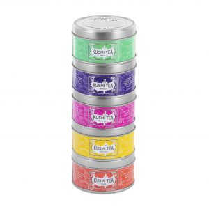 Kusmi 5 tin selection of teas