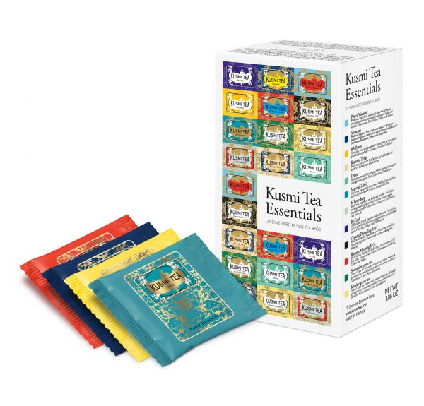 Kusmi teabag selection pack