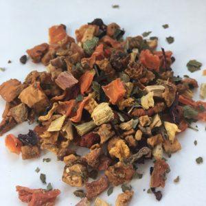 Apricot Rhubarb tea