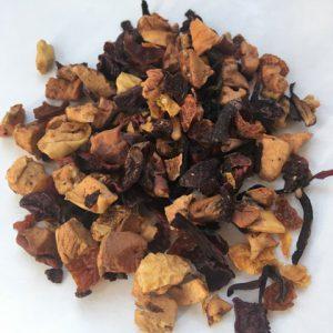 Seabuckthorn cherry tea