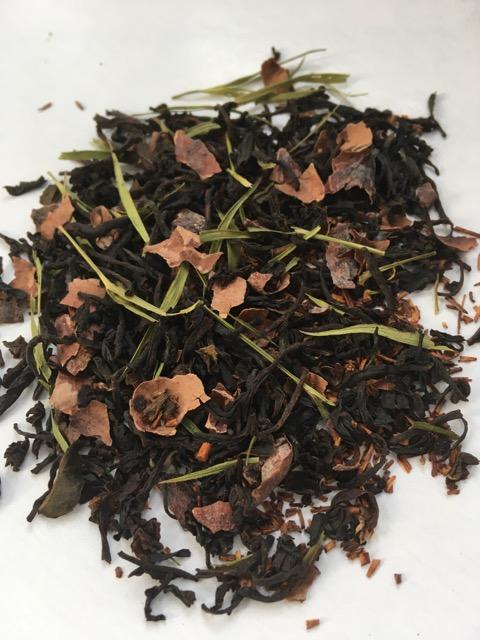 Vanilla-Borealis tea