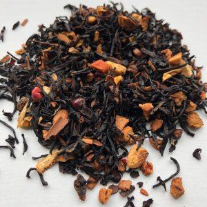 Pumpkin spice Chai tea