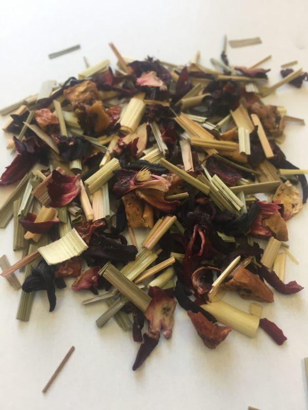 Passionfruit-tea