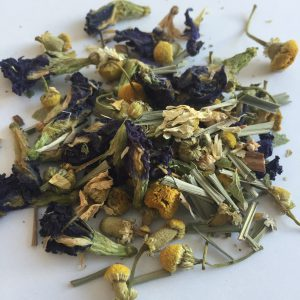 Blue-Chamomile-Tea