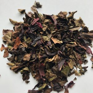 strawberry-hibiscus-coffee-leaf