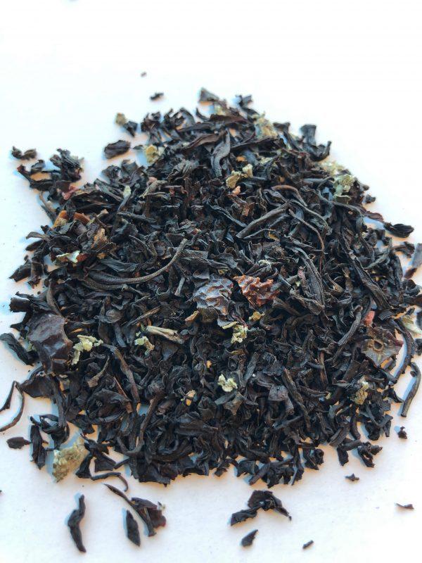 Huckleberry-Black tea