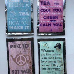 Tea-Postcards