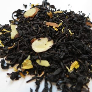 Almond-black-tea