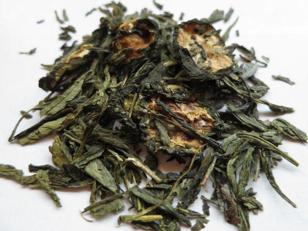 Cucumber-Melon-green-tea