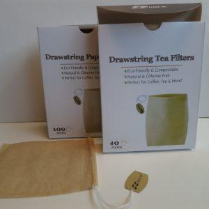 Drawstring-tea-sacs