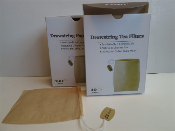 Drawstring-tea-sacs