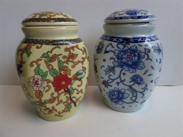 Ceramic-jars